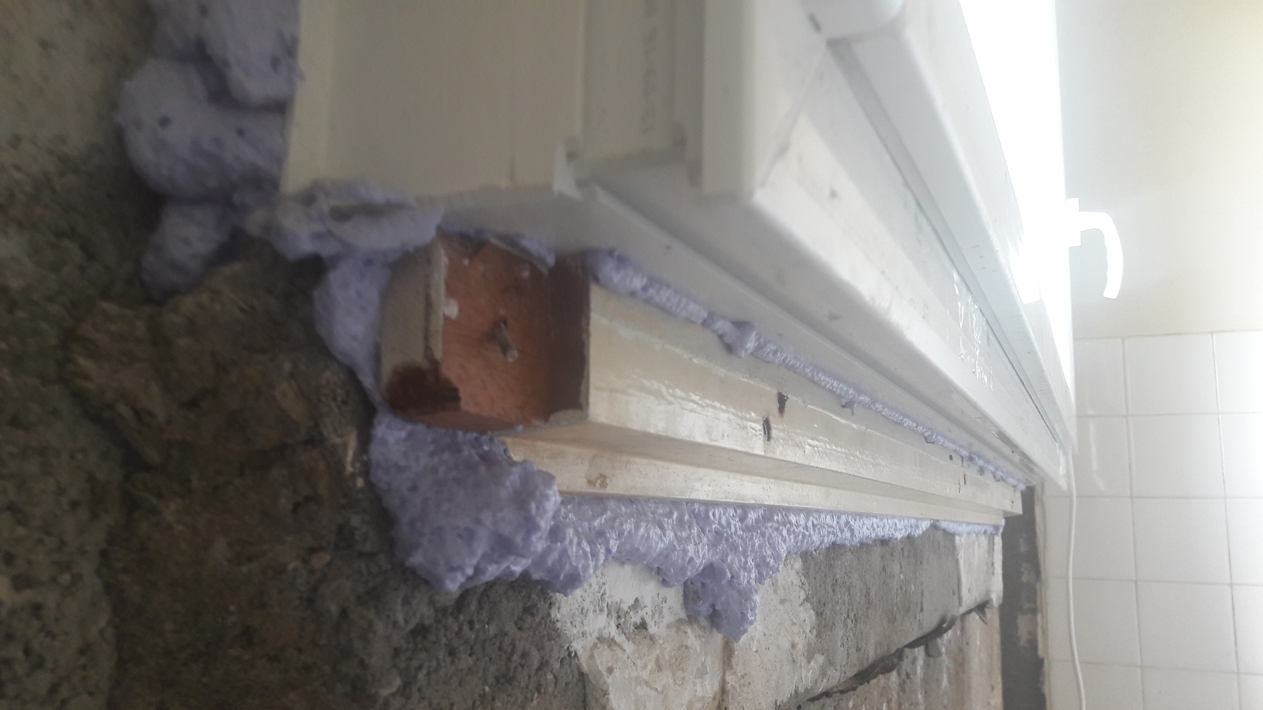 Renovation Expert Fissure infiltration