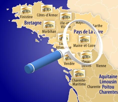 Expert ARTHEX independant Maine et Loire Angers