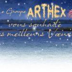 Arthex Expert Bâtiment vœux 2021