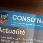Revue UFC QUE CHOISIR Nantes: Le rapport ARTHEX permet d'obtenir réparation